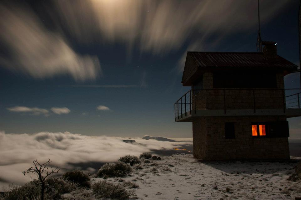 Boñar, vista de sus montañas