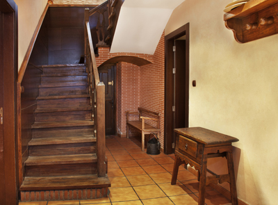 Hall Casa Rural La Salona